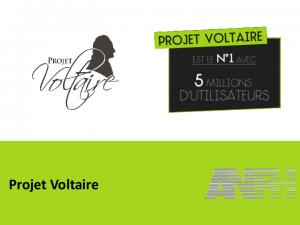 Qu'est ce que le Projet Voltaire ?