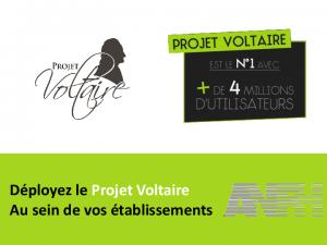 Présentation projet Voltaire