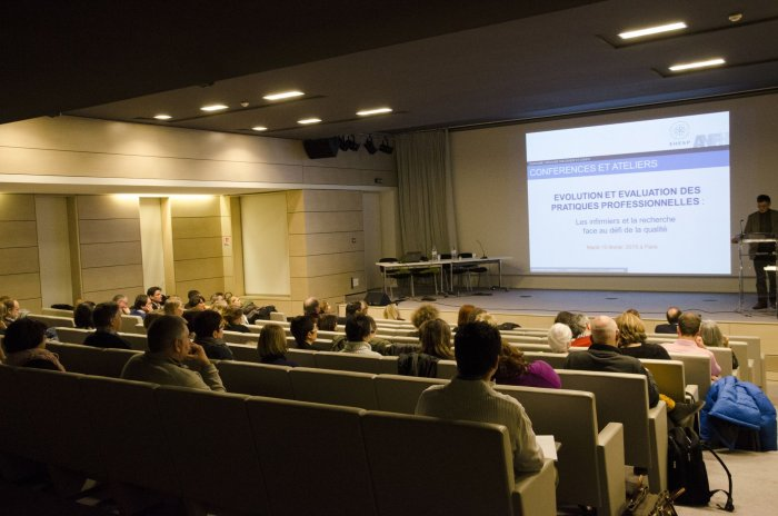 Photo Séminaire EHESP/ANFH 10.02.2015
