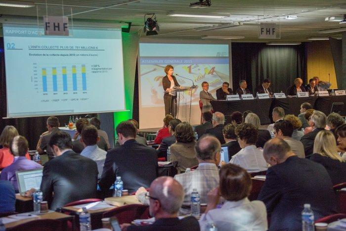 assemblée générale 2015 de l'ANFH