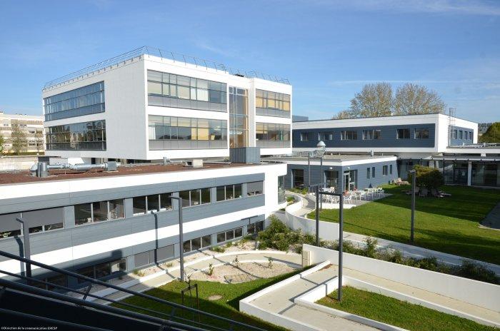 bâtiment Robert Debré - EHESP