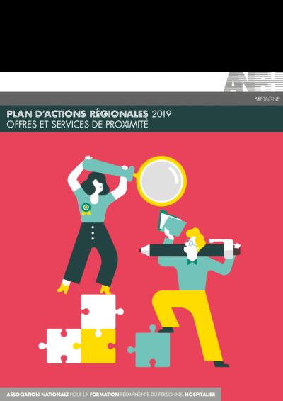 PLAN D'ACTIONS REGIONALES 2019 - BRETAGNE