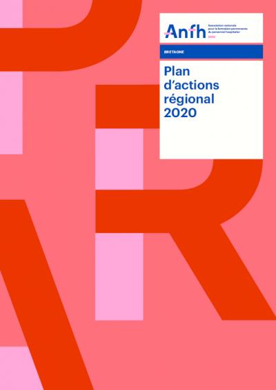 Plan d'actions régionales 2020 - Bretagne