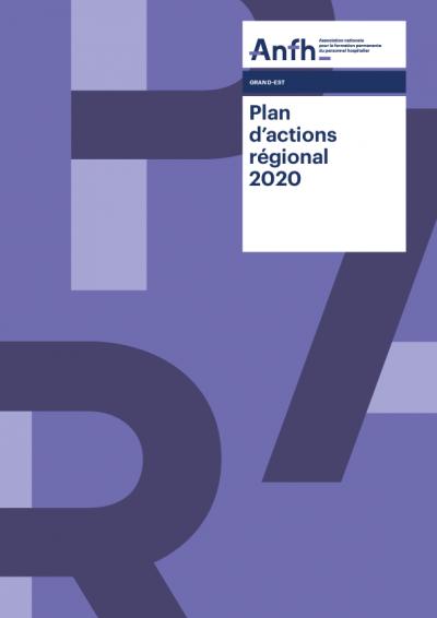 Plan d'actions régionales 2020 - Grand-Est