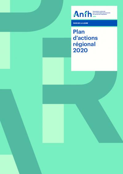 Plan d'actions régionales 2020 - Pays de la Loire