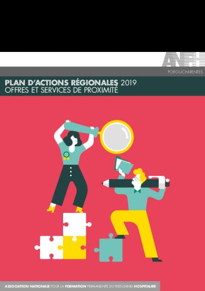 PLAN D'ACTIONS REGIONALES 2019 - POITOU-CHARENTES