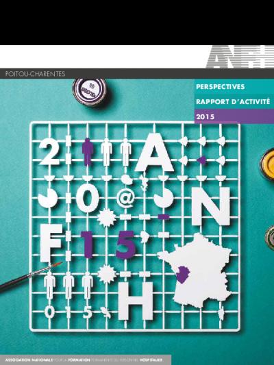 Rapport d'activité 2015 Poitou-Charentes