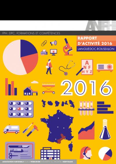 Rapport d'activité 2016 Languedoc-Roussillon