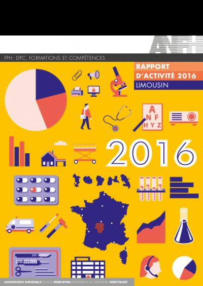 Rapport d'activité 2016- Limousin