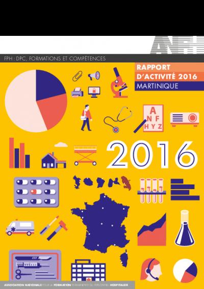 Rapport d'activité 2016- Martinique