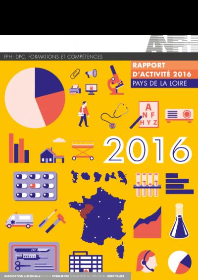 Rapport d'activité 2016 Pays de la Loire