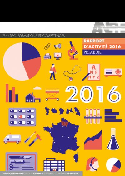 Rapport d'activité 2016 - Picardie