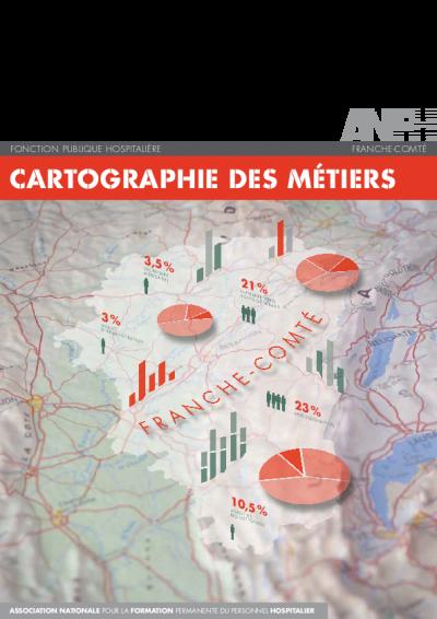 Cartographie des métiers Franche-comté