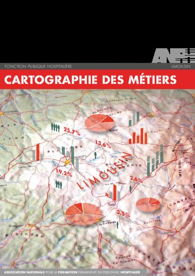Cartographie des métiers - Limousin