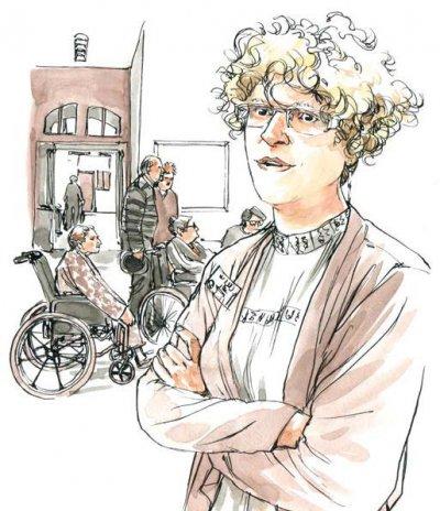 PRIX ANFH 2016 amélioration de la qualité des soins et prise en charge des patients Accompagner le handicap mental en maison de retraite ordinaire