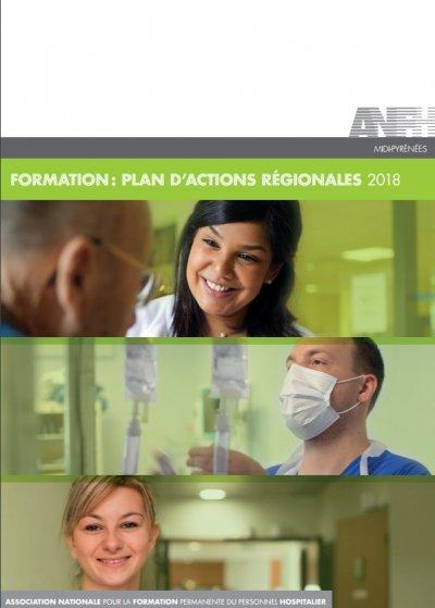 Formation : plan d'actions régionales 2018 Midi Pyrénées