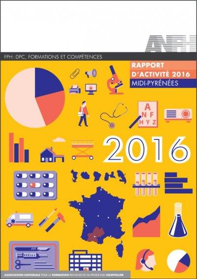 Rapport d'activité 2016 - Midi Pyrénées