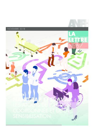 LDA 67 - Handicap et travail : les atouts de l'action coordonnée et de la sensibilisation