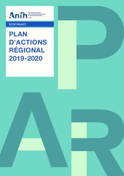 Plan d'actions régionales 2020 - Ile-de-france