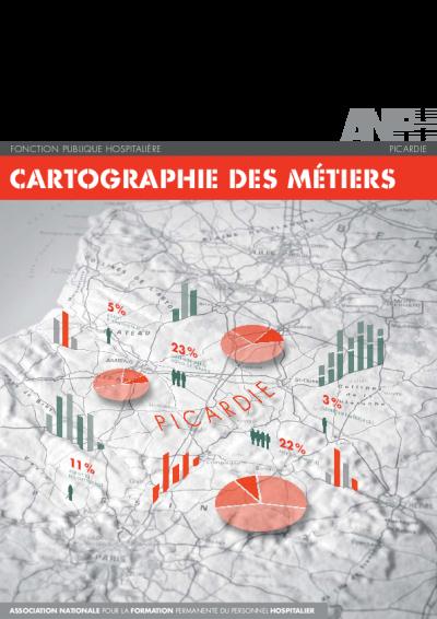 Cartographie des métiers - Picardie
