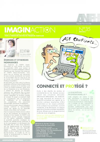 Journal Imagin'actions- juin 2016
