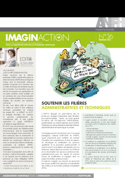 Imaginaction - Haute Normandie