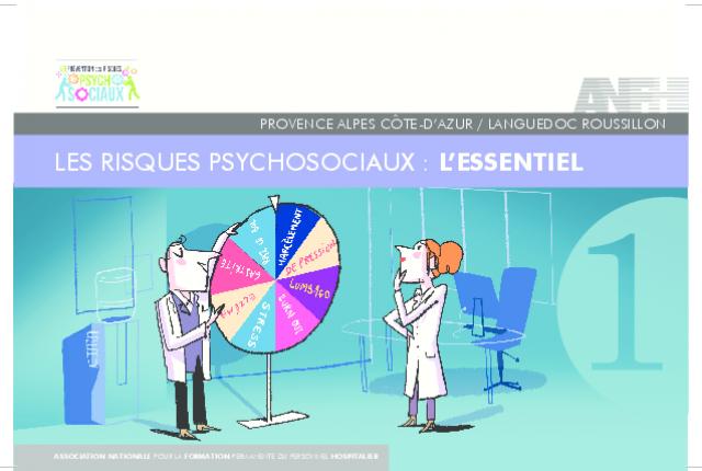 Guides Prévention des risques psychosociaux