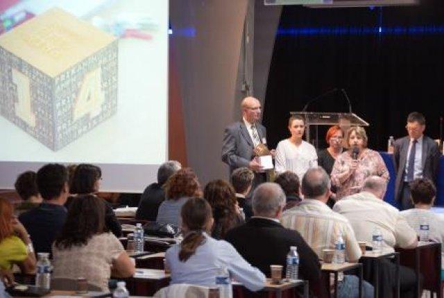 Le CH Belfort-Montbéliard lauréat du prix ANFH 2014 dans la catégorie management et organisation du travail