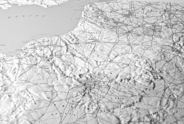 Cartographies régionales des métiers