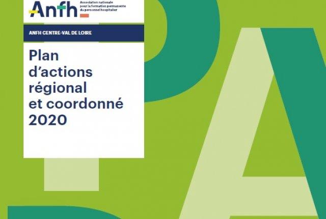 Le plan d'actions régional et coordonné 2020