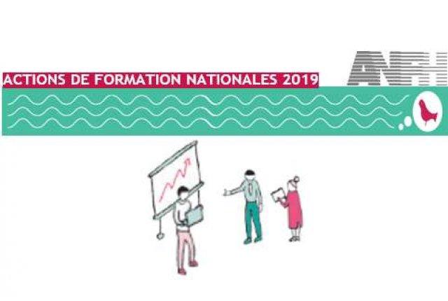 PLACES DISPONIBLES ACTIONS DE FORMATION NATIONALES 2019