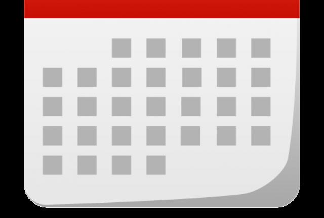 CALENDRIER DES RÉUNIONS INSTITUTIONNELLES 2021