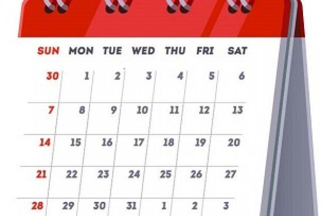 Dates des commissions des dossiers CFP