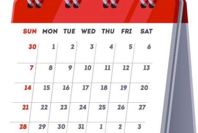 Dates des commissions