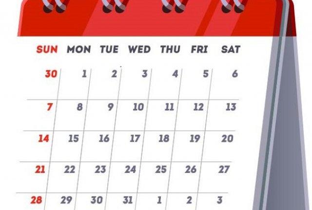 Calendrier Vae 2020.04 Date Limite De Depot Des Dossiers Cfp Et Vae Anfh