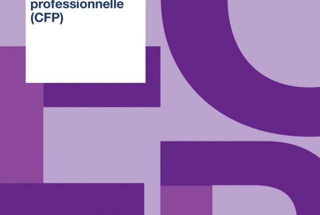 Pour rappel : Calendrier des commissions CFP accessible en ligne