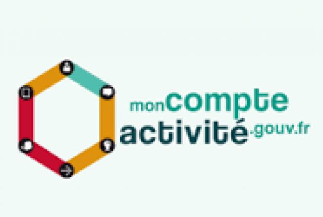 Logo Moncompteactivite.gouv.fr