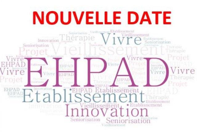 """NOUVELLE DATE : Journée régionale thématique """"Carrefour de l'innovation en EHPAD"""""""