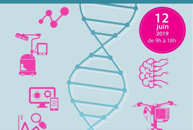 affiche 12 juin IA et innovation en santé
