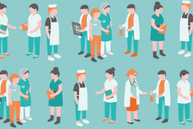 Cartographie des métiers de la Fonction publique hospitalière - édition 2019