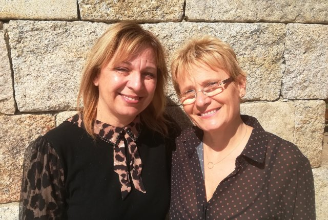 Présidente et Vice-présidente du CRSG 2019 de la région Corse