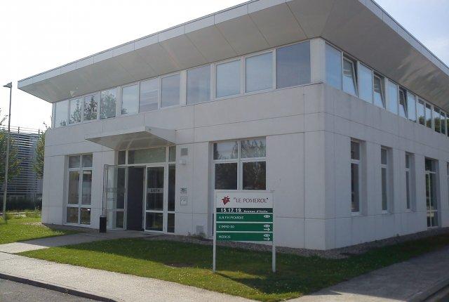 Plan d'accès de la délégation régionale Picardie