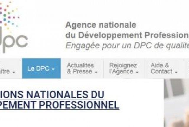 Orientations nationales du DPC (mise à jour le 29/10/2019)