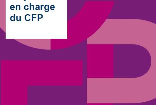 Dispositifs individuels : Le Congé de Formation Professionnelle - CFP