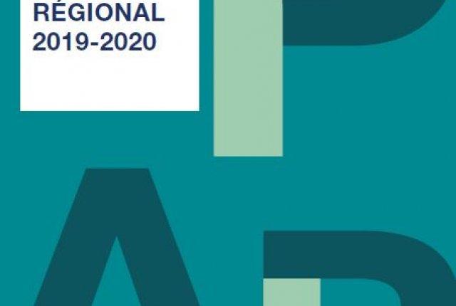 Plan d'actions régional 2019-2020: Nouvelles formations