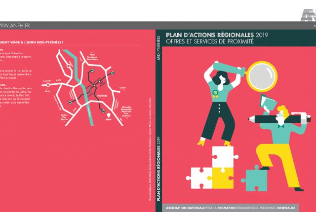 Politique d'Animation Régionale 2019 - ANFH Midi-Pyrénées