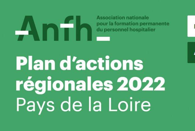 Plan d'Actions Régionales 2022