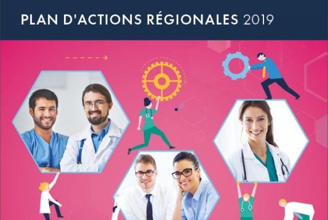 Plan d'actions régionales 2019