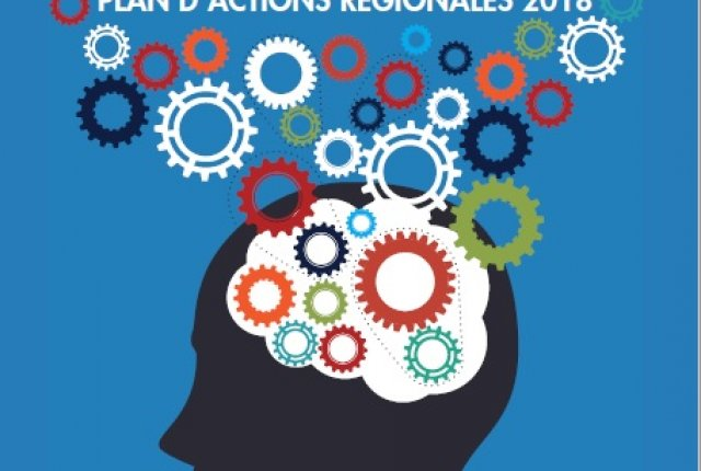 Plan d'actions régionales 2018