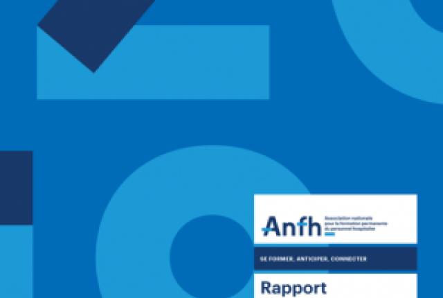 Rapport d'activité 2018 ANFH Haute-Normandie